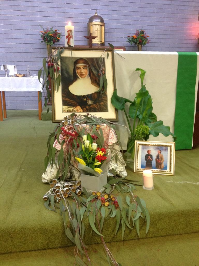 Feast Celebration of St Mary McKillop